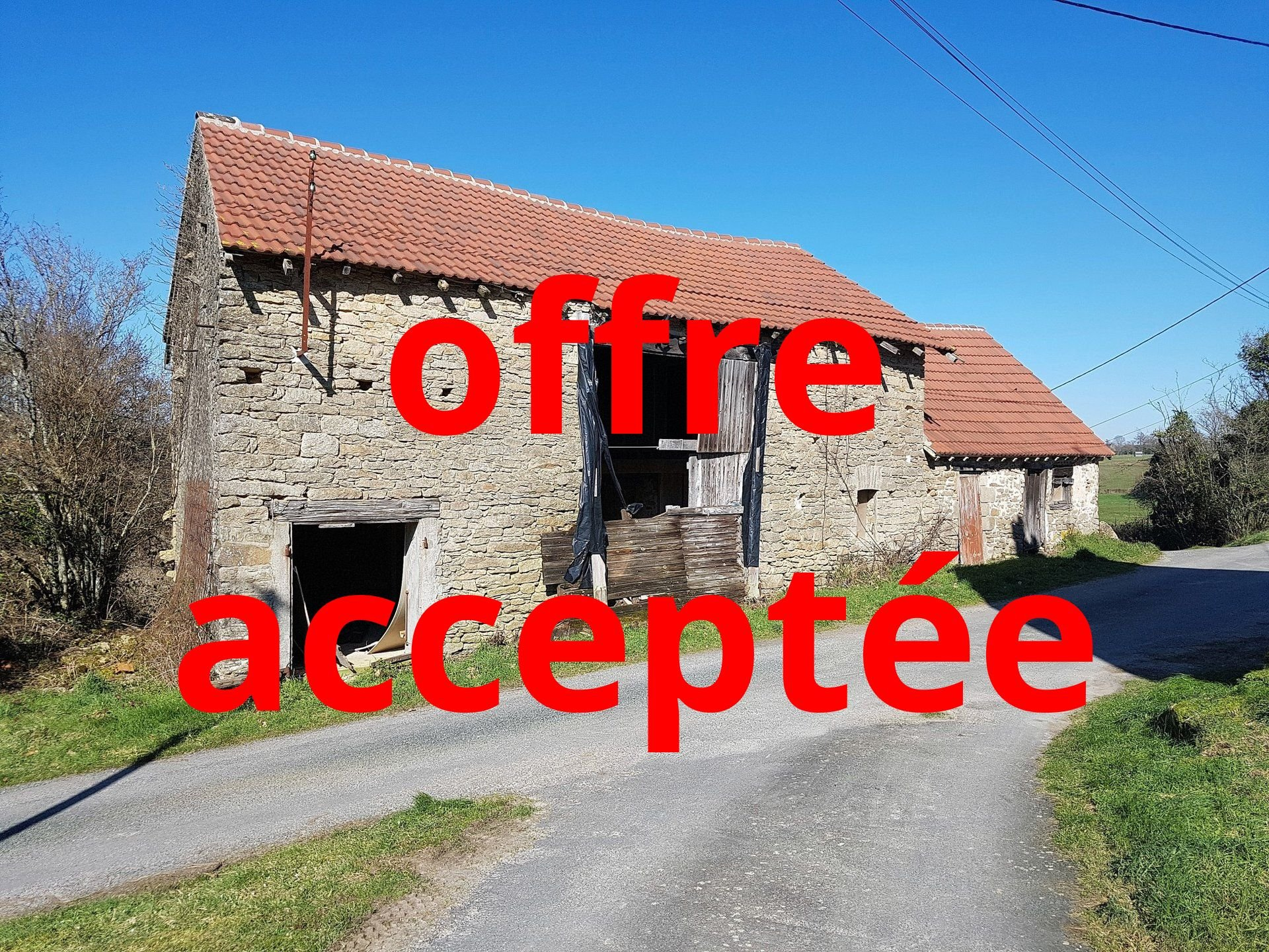 Triangle Creuse 23, Indre and Haute Vienne: barn to convert