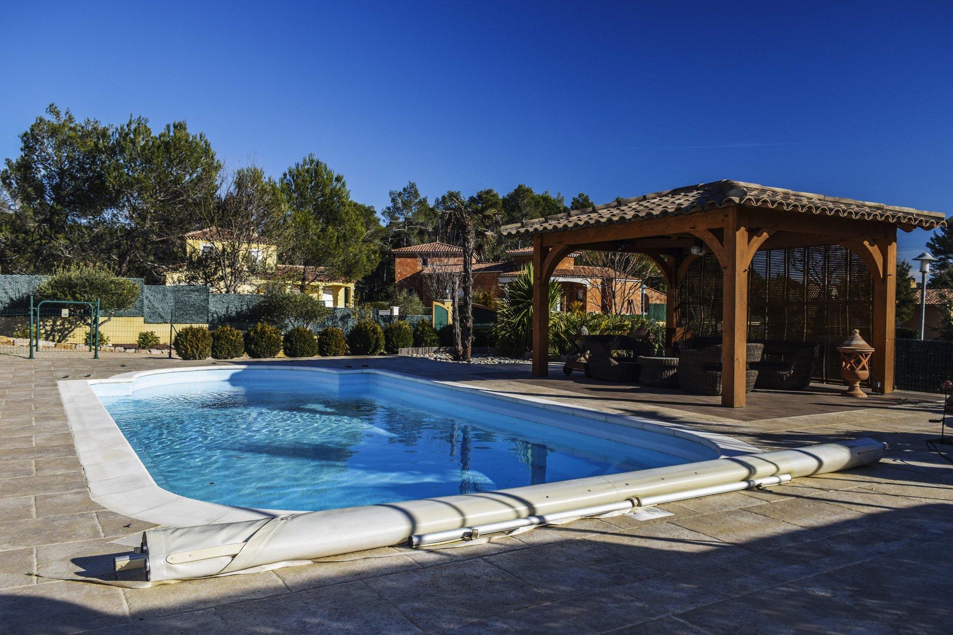 Jolie maison de qualité avec piscine chauffée Var Provence