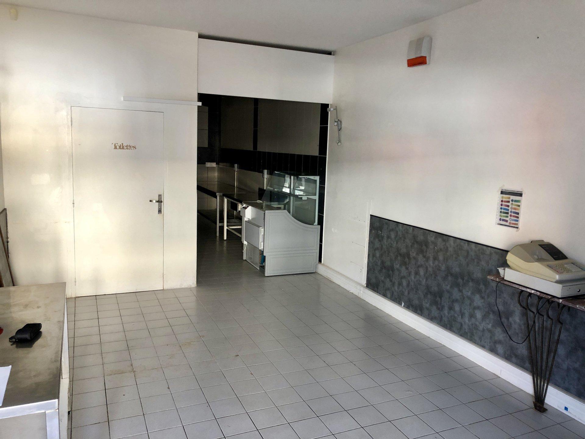 Centre ville - Local commercial 53m² 44250 SAINT BREVIN L'OCEAN