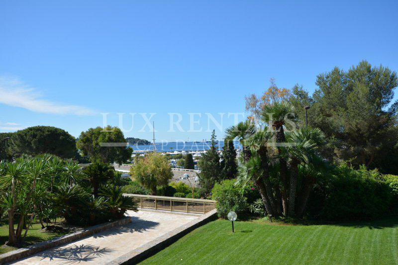 Apartment 3 rooms Cap d'Antibes