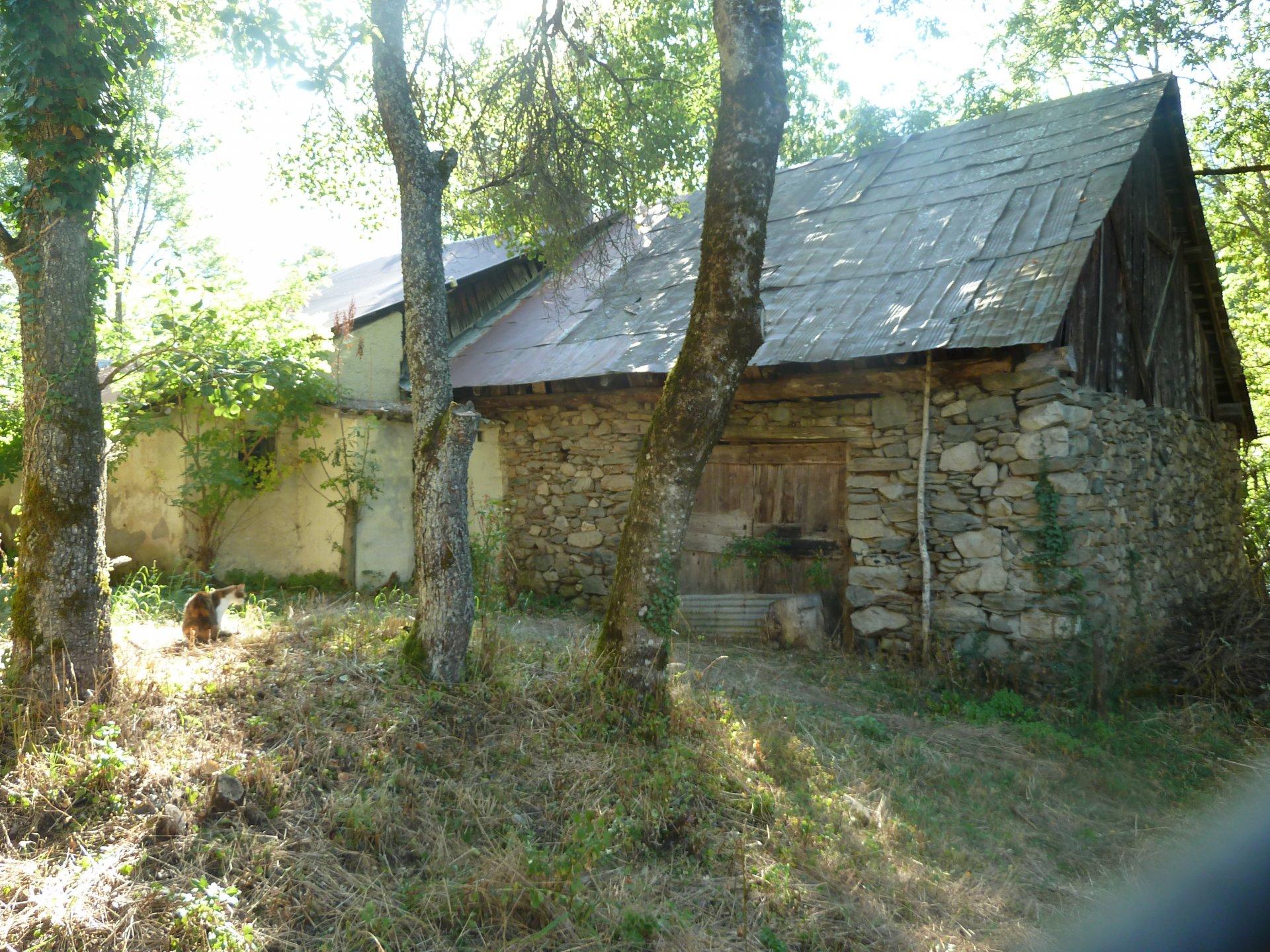 Sale Barn - Vaujany