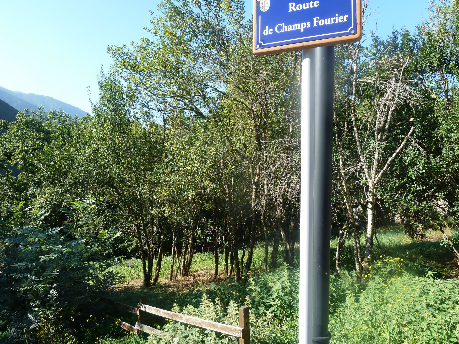 Sale Building land - Vaujany