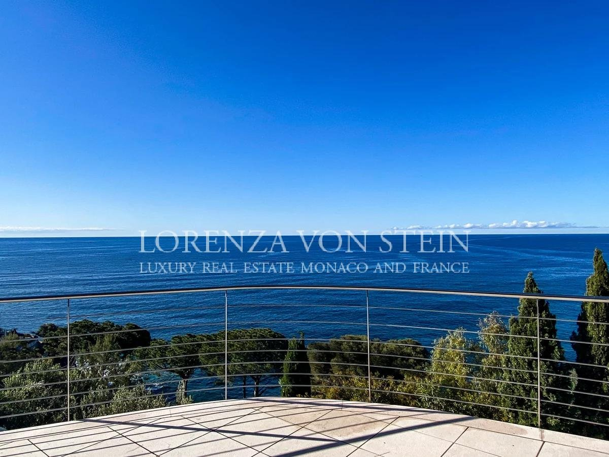 Cap d'Ail - La Mala Waterfront Villa