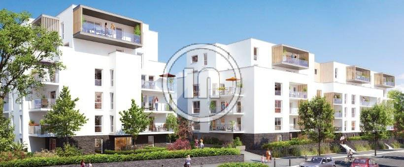Development Housing estate - Nantes L'Erdre