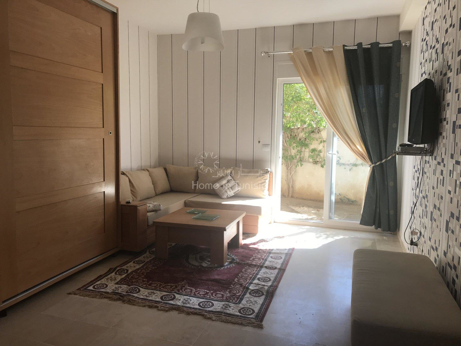 Rental Studio - Chatt Meriem - Tunisia