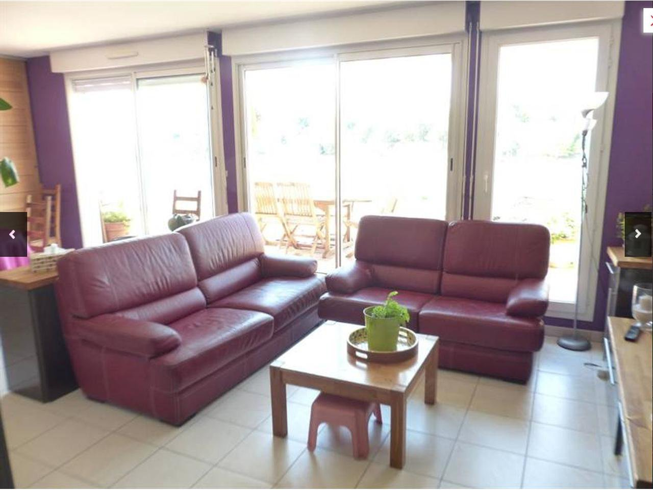 Sale Apartment - Nice Saint Pierre de Féric