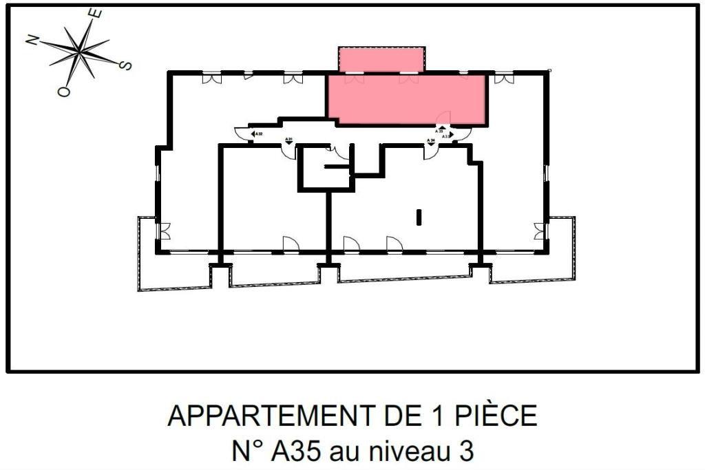 Programme Appartement - Nice Saint Pancrace