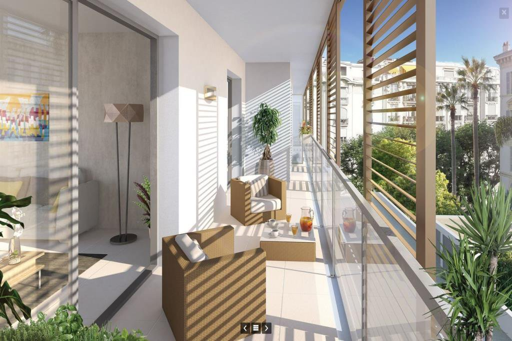 Development Apartment - Nice Dubouchage