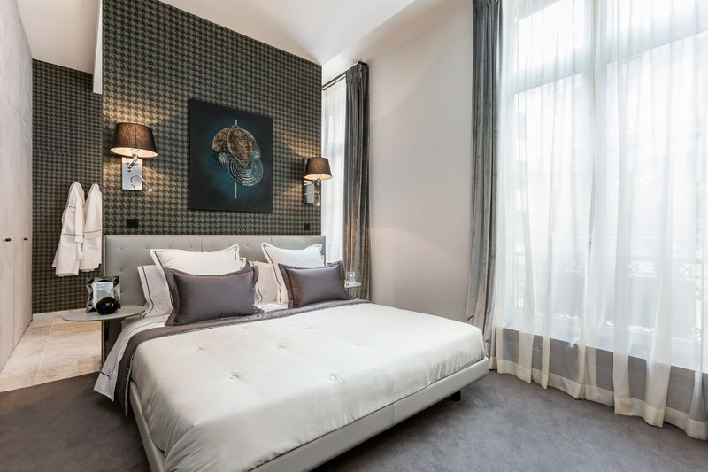 TRIANGLE D'OR Paris 8th, luxury apartment