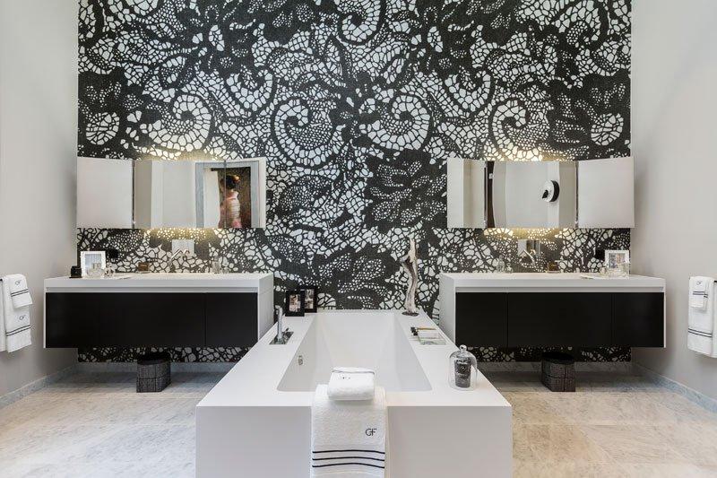TRIANGLE D'OR Paris 8e, appartement de grand luxe