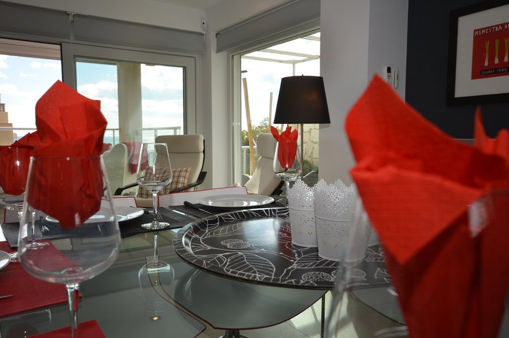 Duplex avec jardin et terrasse, face mer, de 4+ chambres et 4 salles de bains