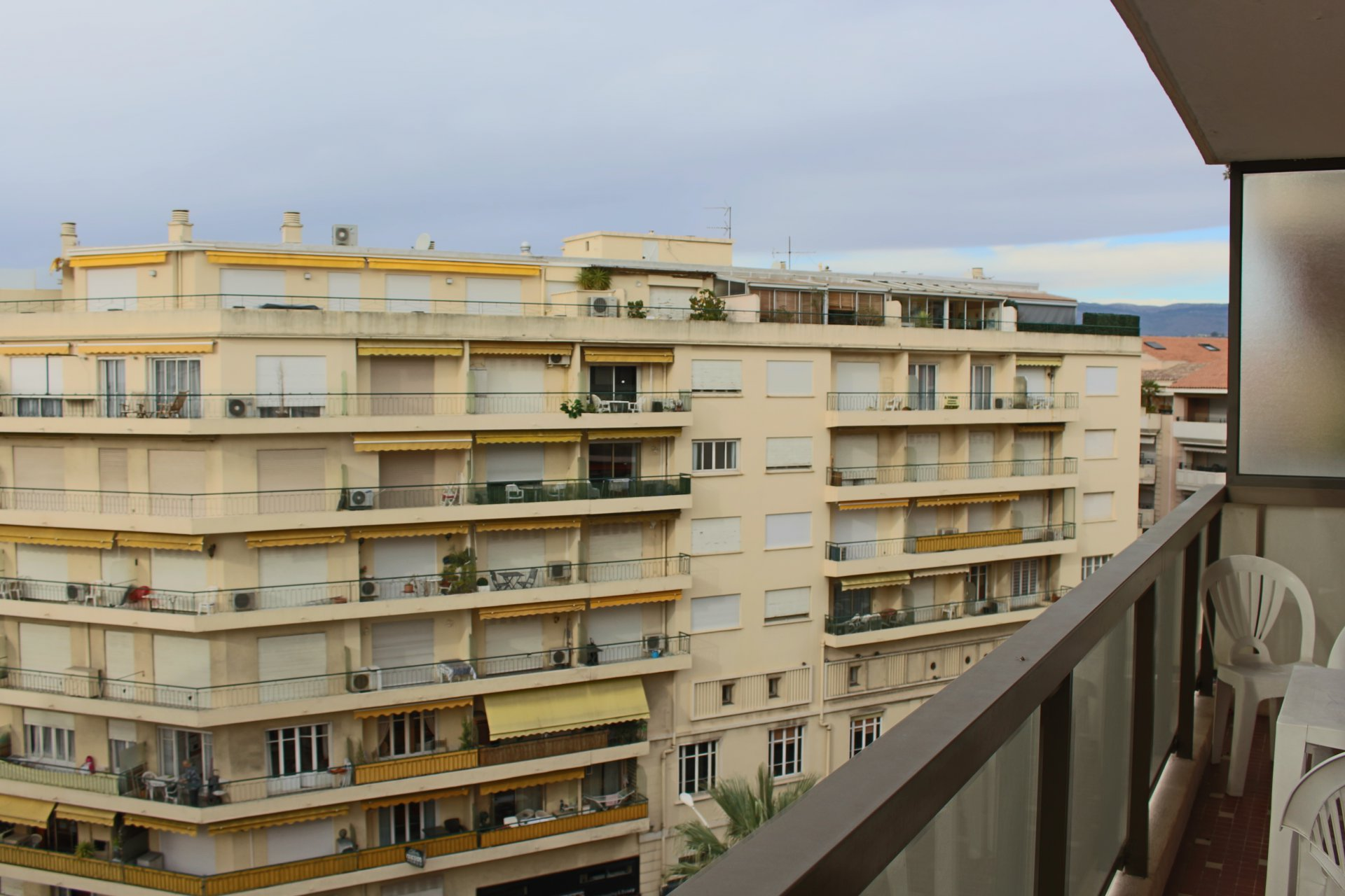 Apartment 6 persons - Croisette access