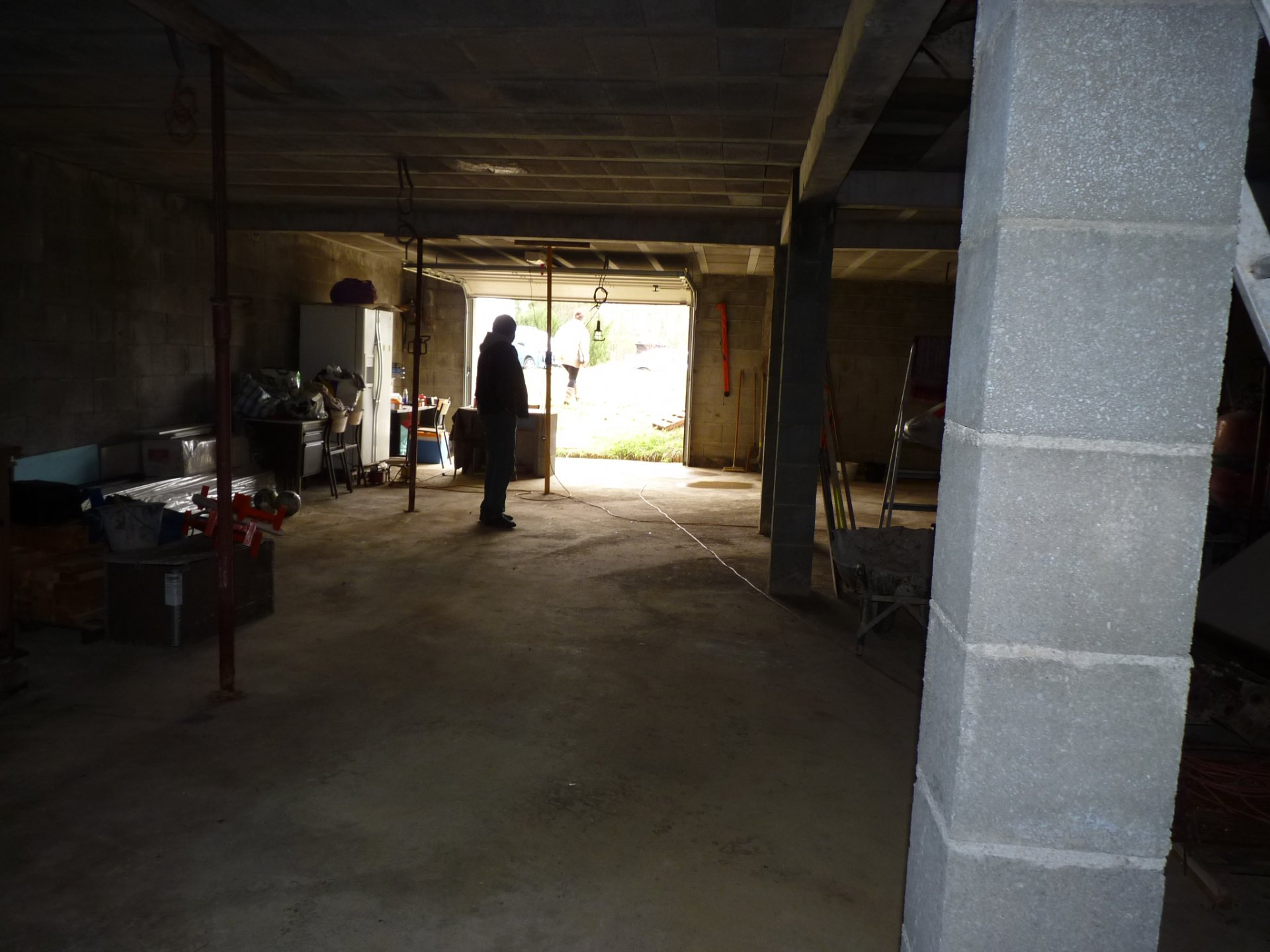 Large house of 235 sqm to finish near Ciadoux