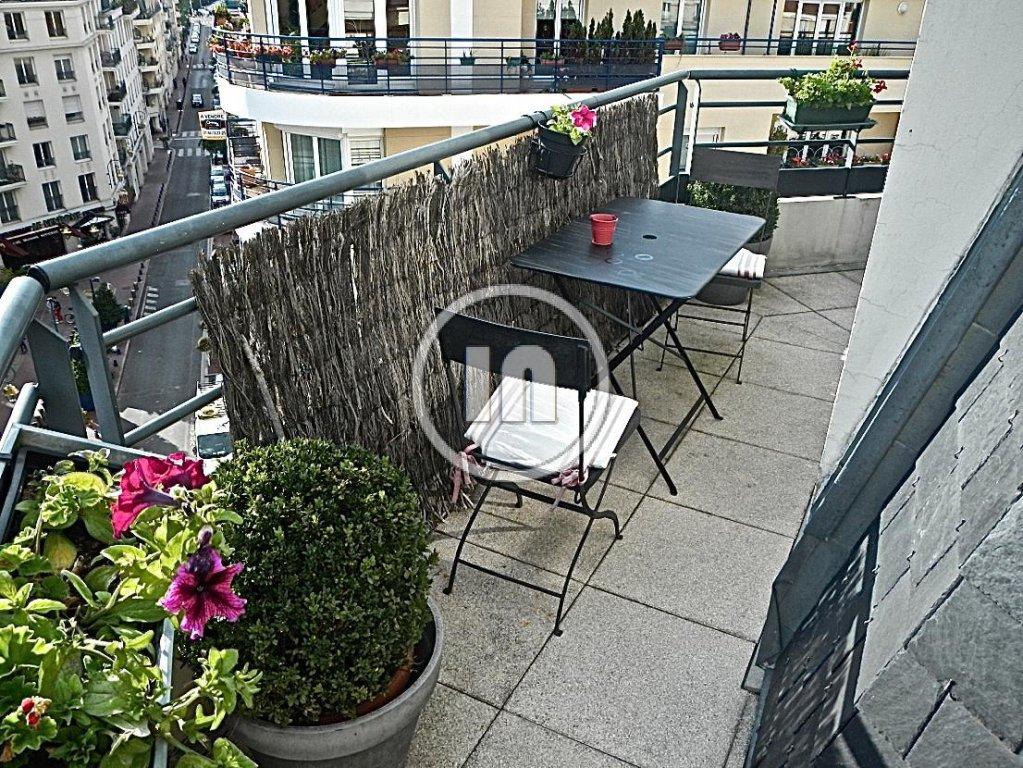 VENDU- Dernier étage terrasse, 4 pièces, 3 chambres, 2 parkings