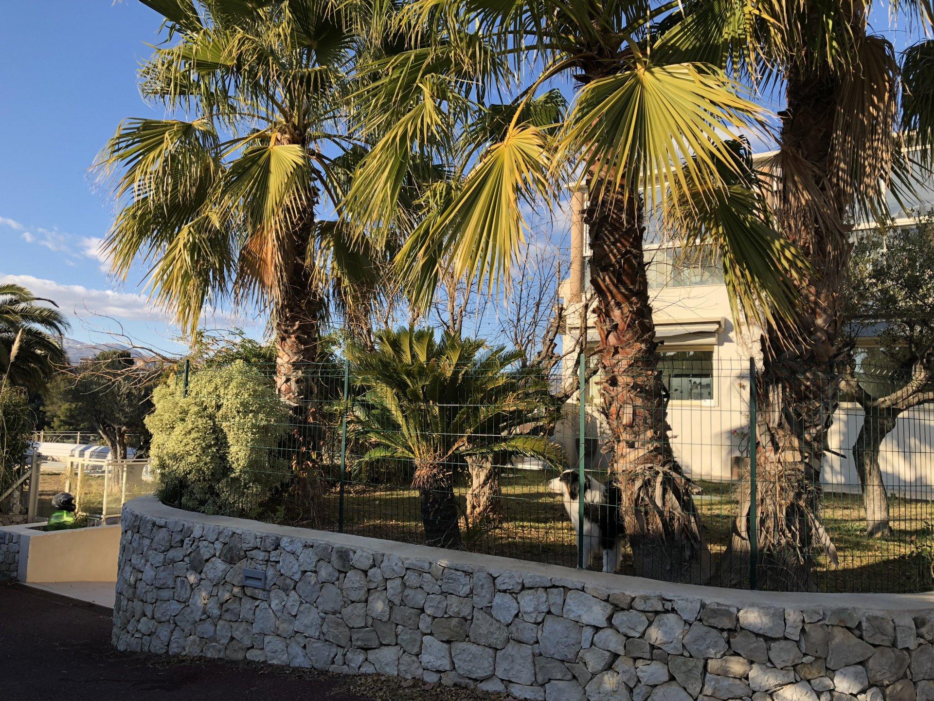 Cagnes sur Mer- Villa 500m2- terrain 6000m2