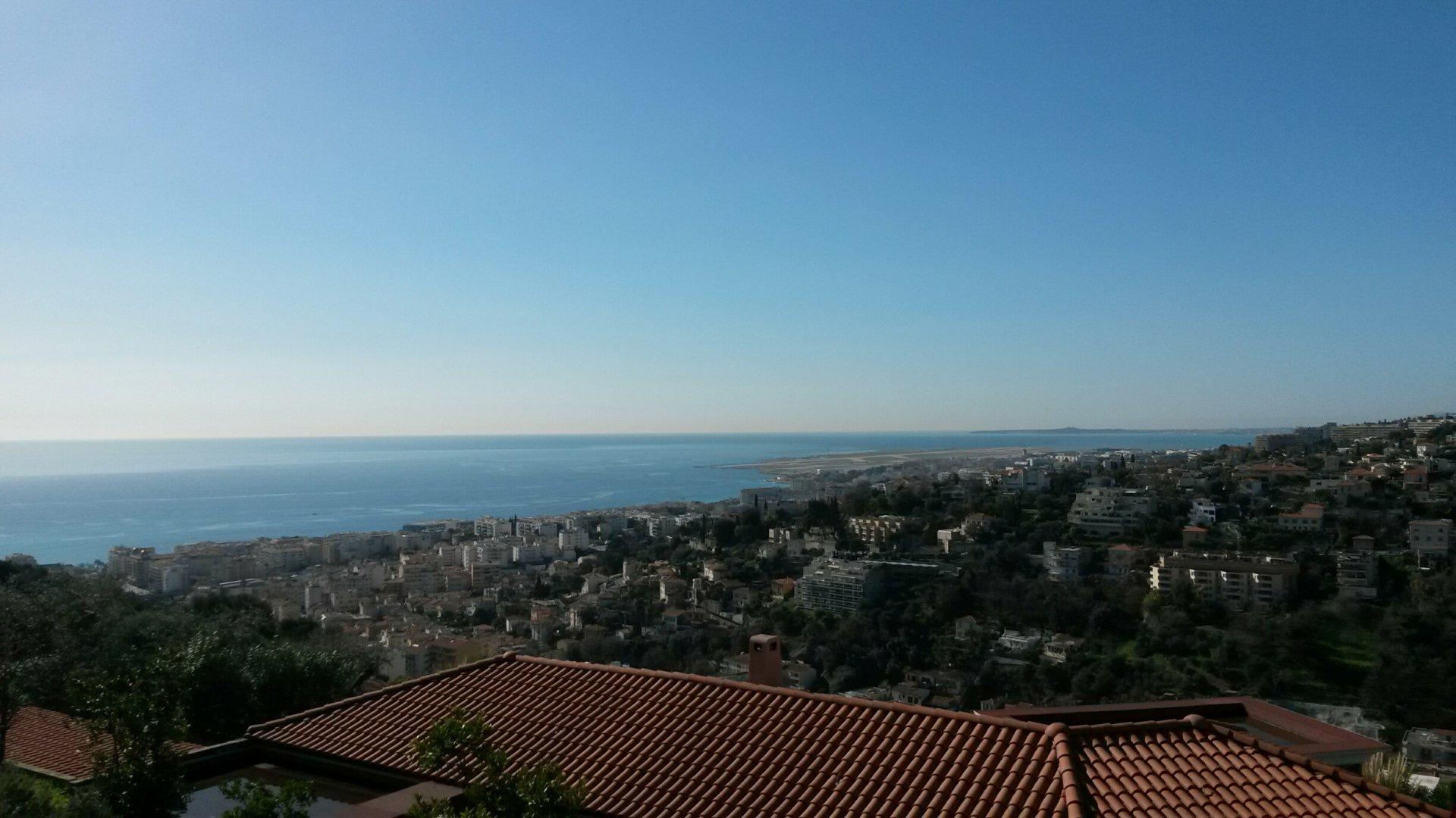 Appartement avec belle vue mer