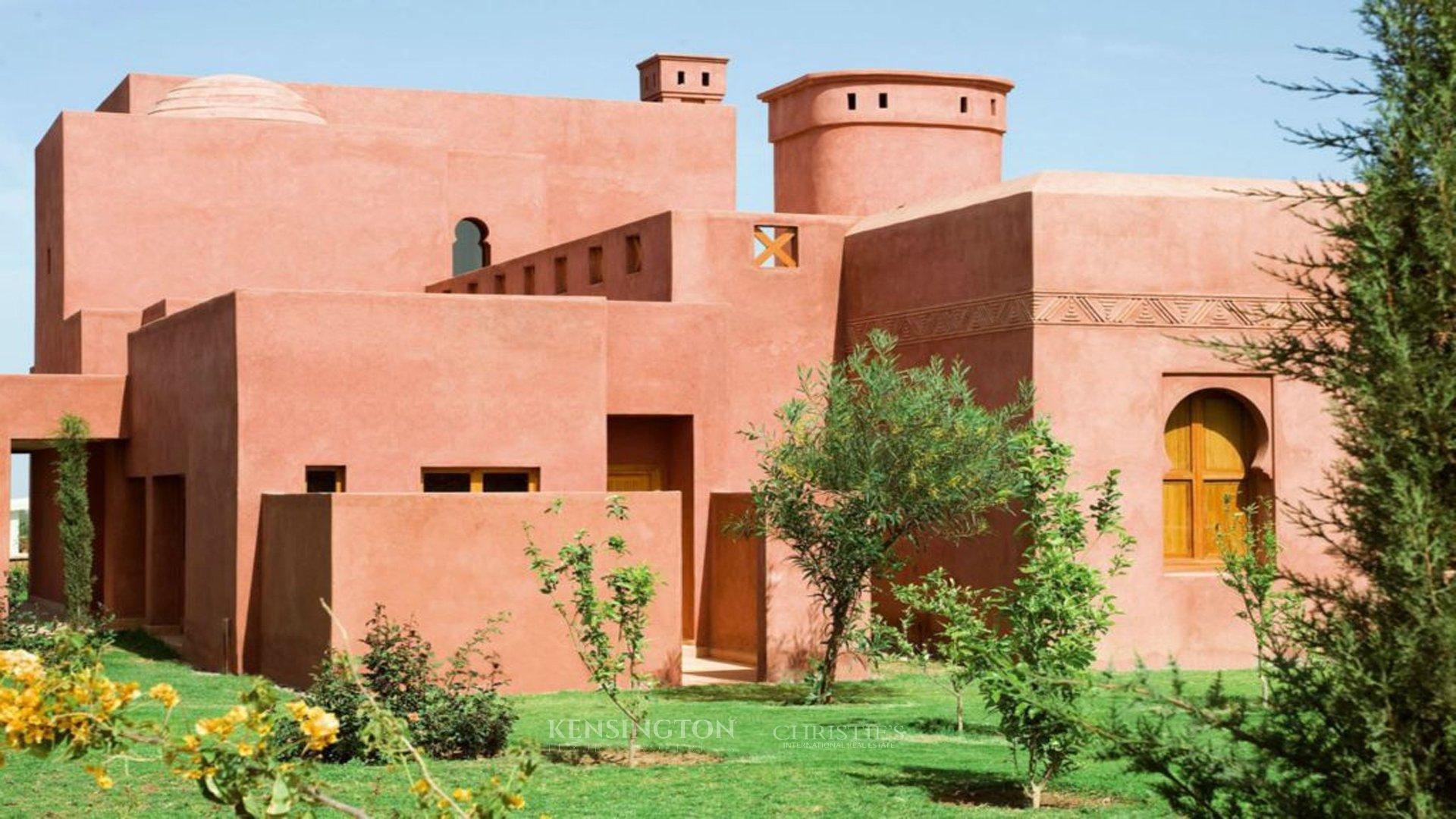 KPPM00630: Houlmi Villa Luxury Villa Marrakech Morocco
