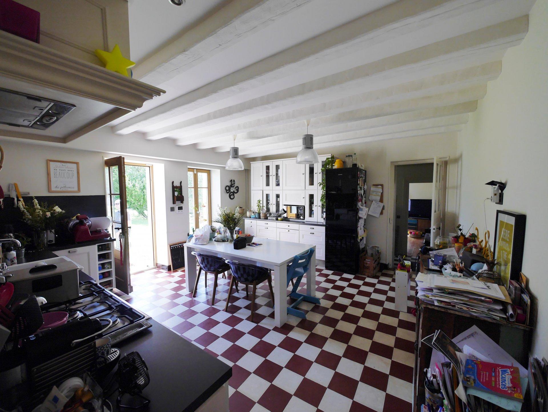 Villa rénové de 150 m²
