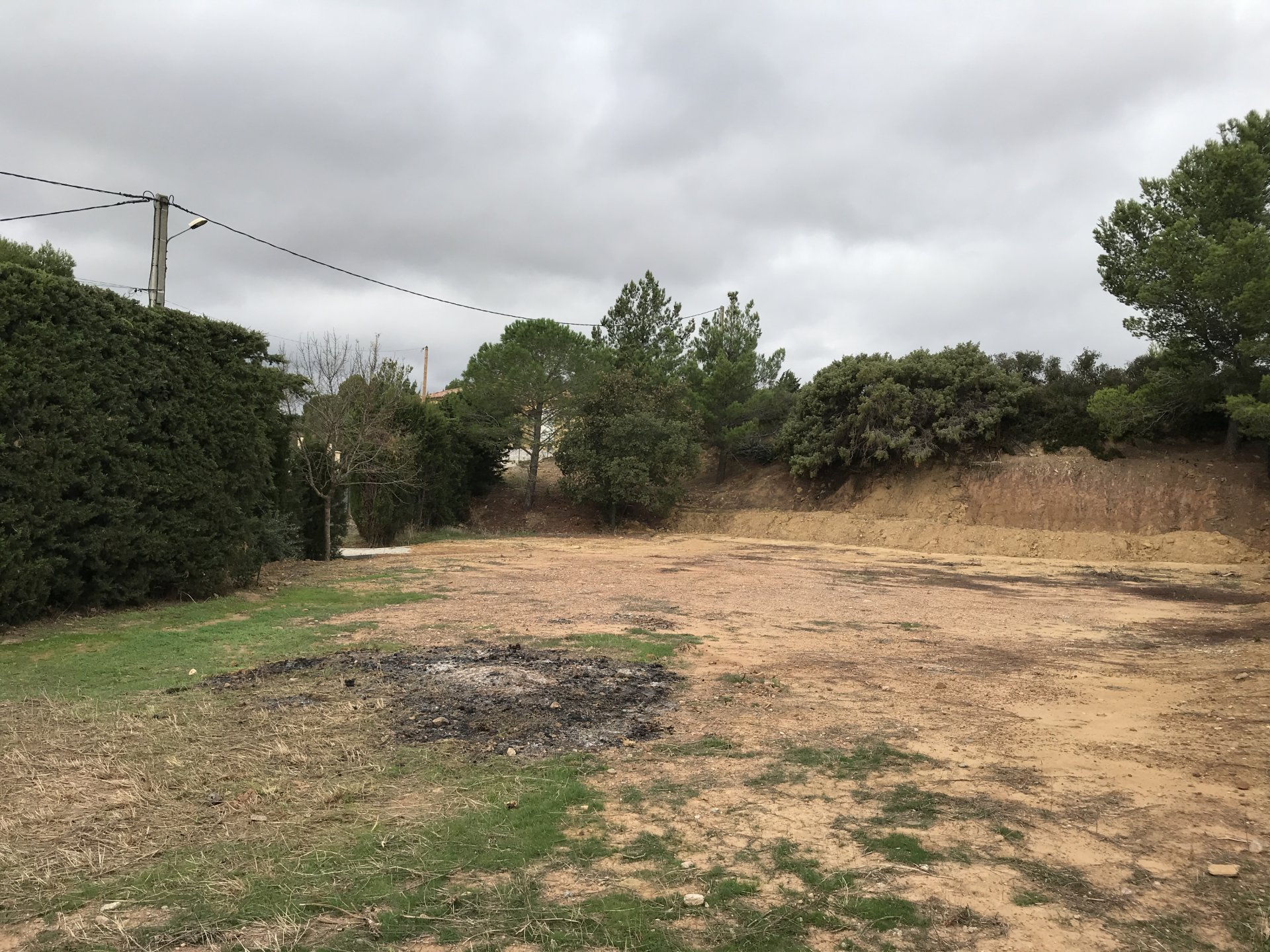 Sale Plot of land - Narbonne
