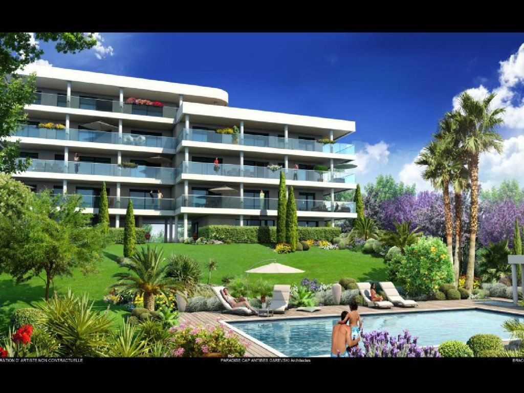 Sale Apartment - Cap d'Antibes