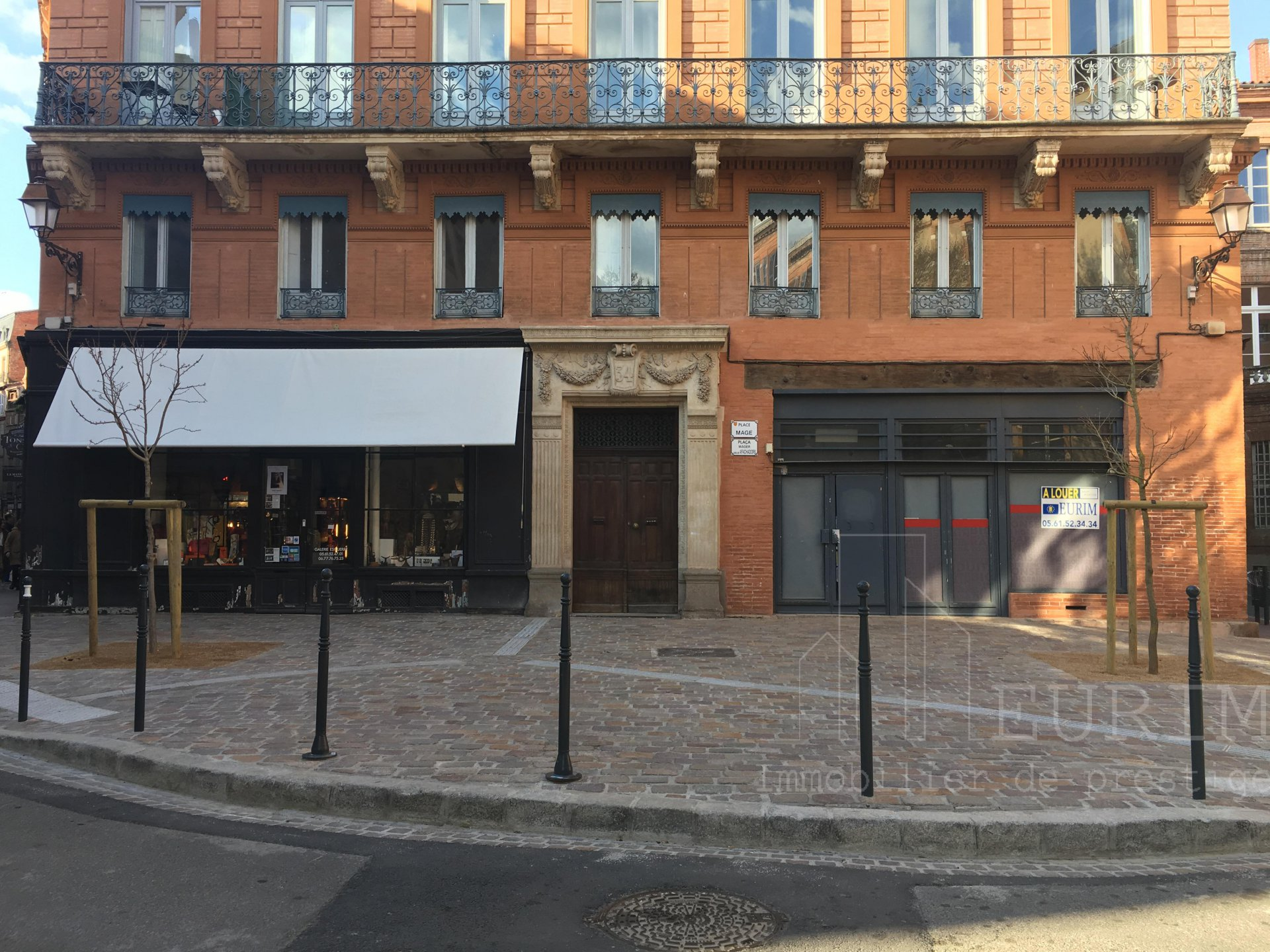 Rental Premises - Toulouse