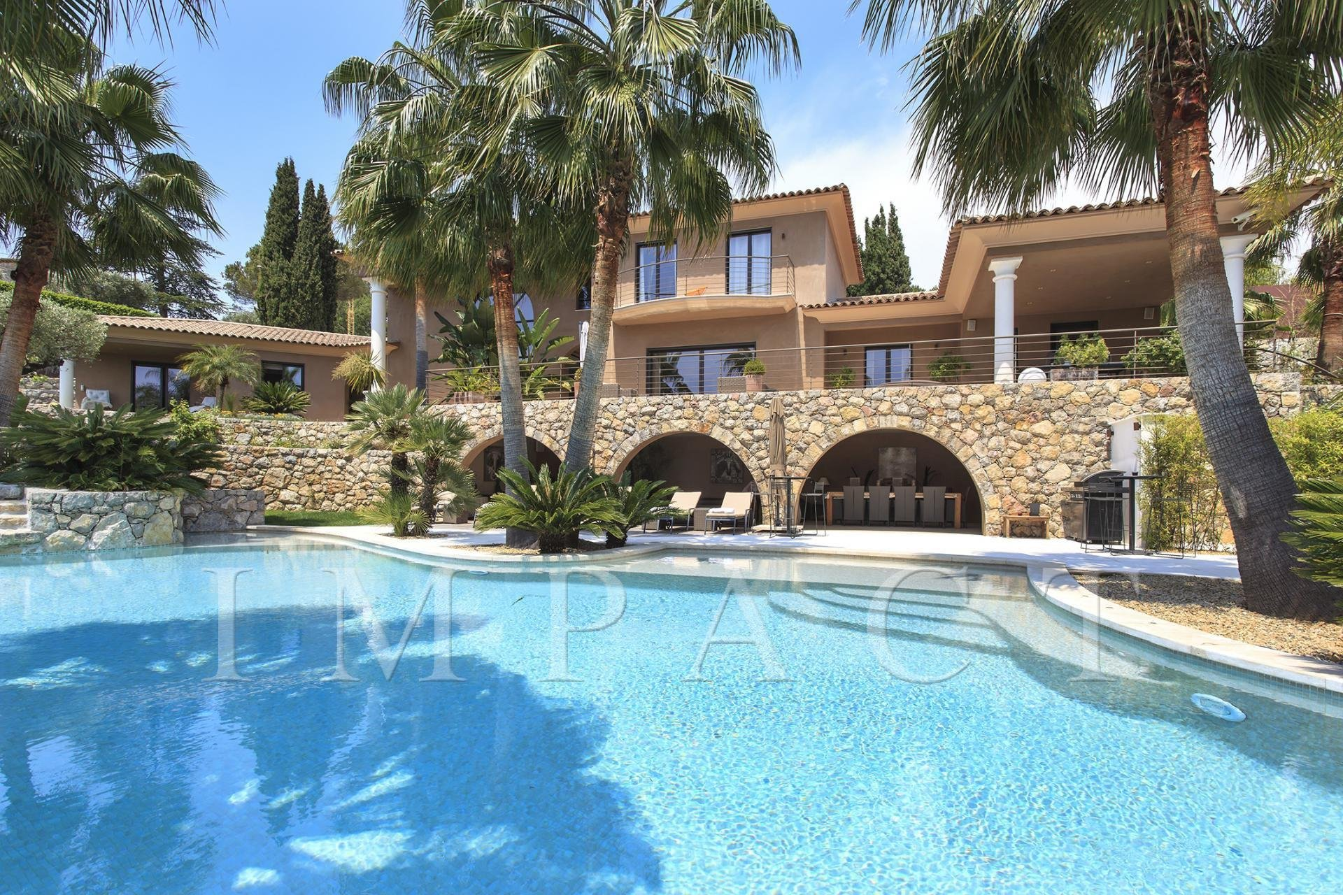 Magnificient villa for rent - MOUGINS