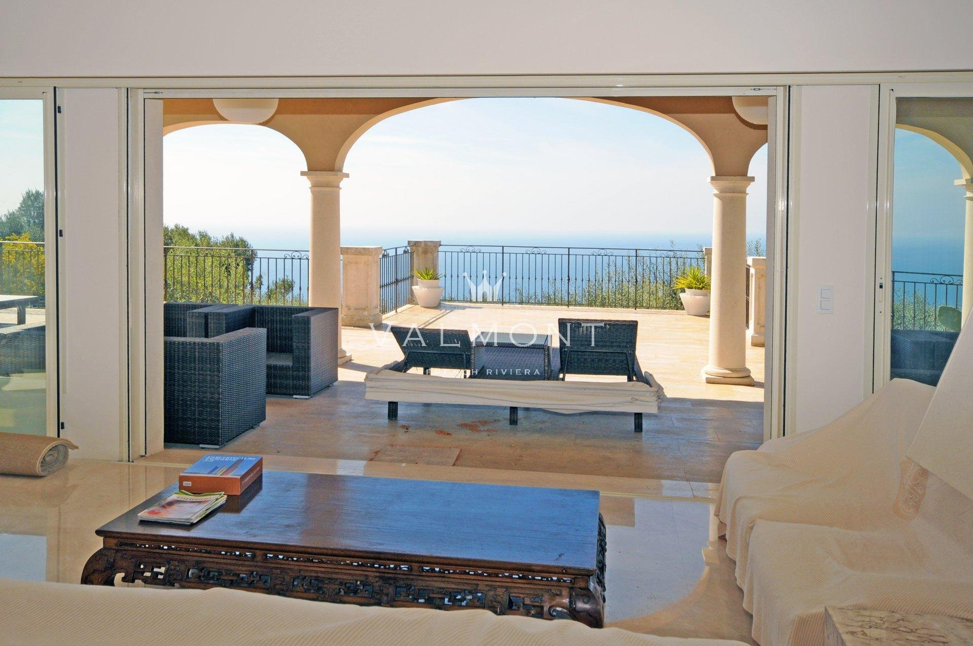 SUPERB PROPERTY IN CAP D'AIL