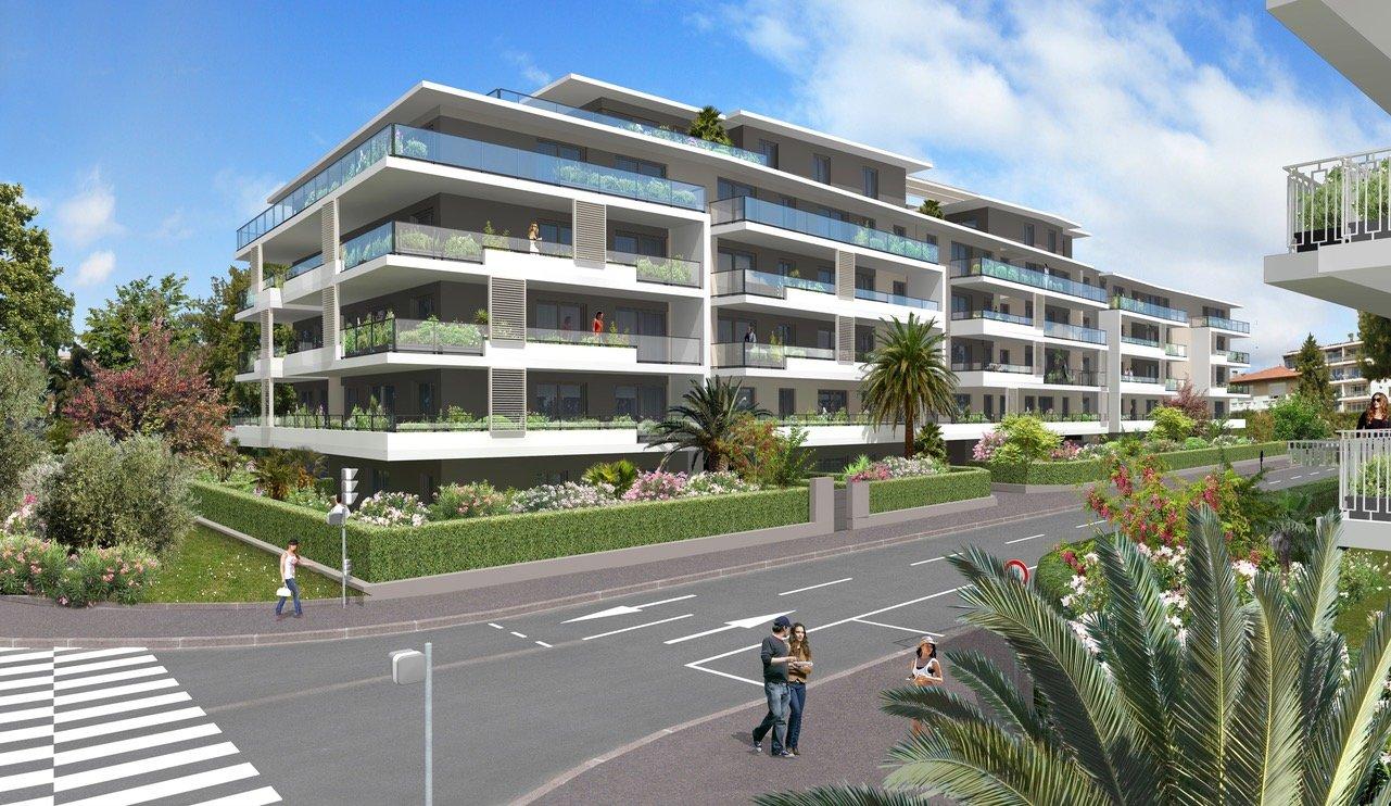 CAGNES-SUR-MER - Prôvence-Alpes-Côte d'azur - vente appartement neuf - proche mer