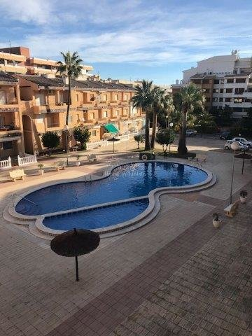 Torrevieja apartment 2ch 300m from the beach furniture pool