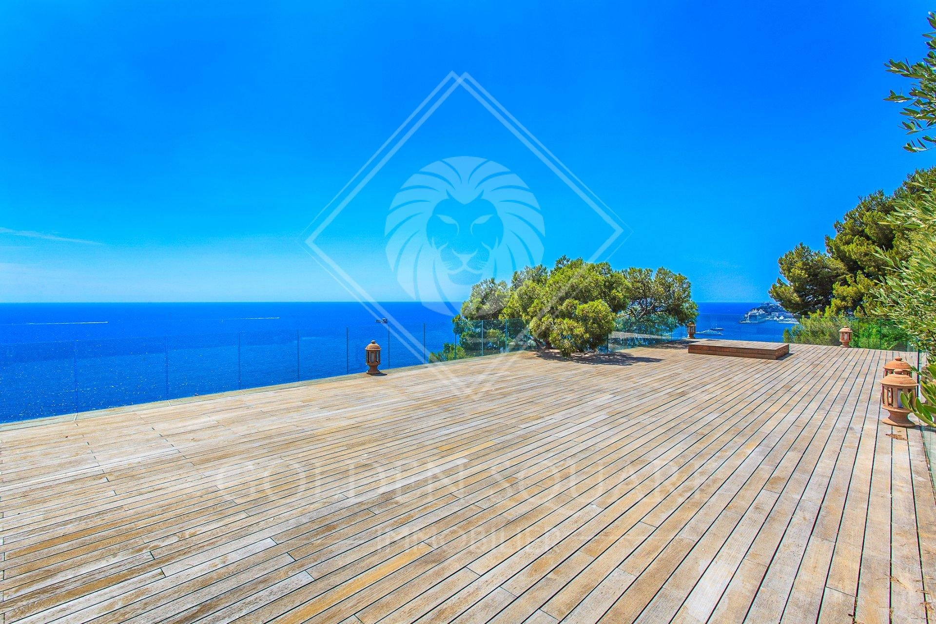 ST ROMAN - 7 BEDROOM - VILLA WITH MAGICAL SEAVIEW