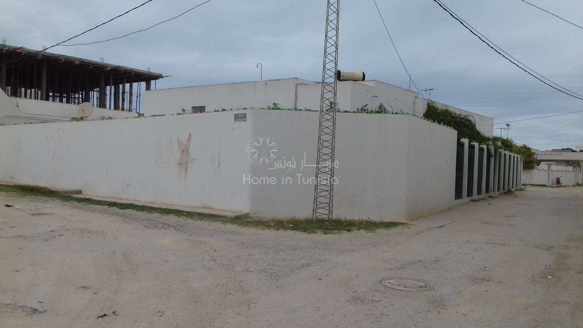 Maison indépendante a Akouda