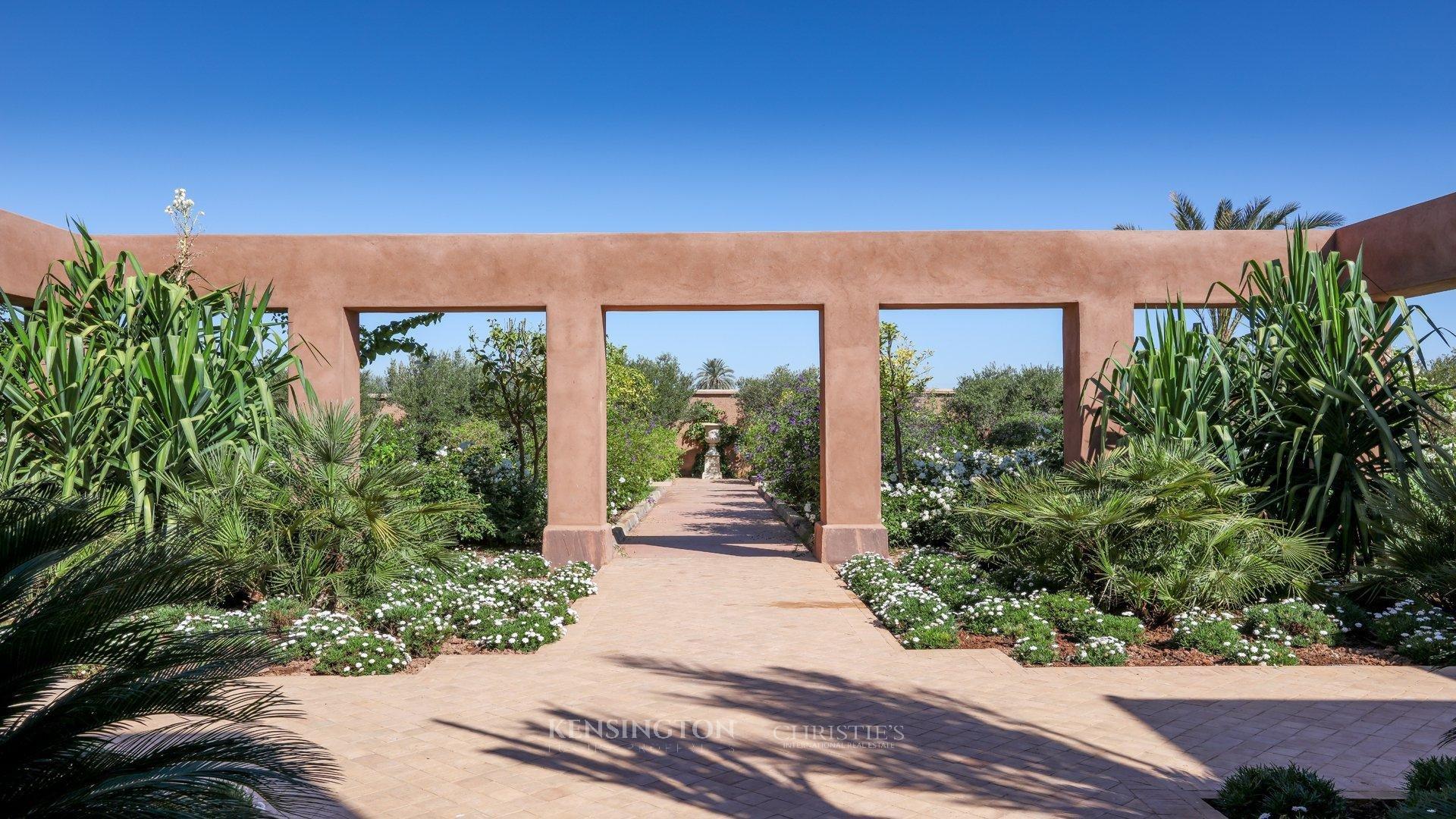 KPPM00644: Luxury Villa development Route de Fes Luxury Villa Marrakech Morocco