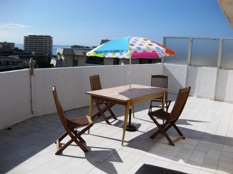Appartement toit terrasse