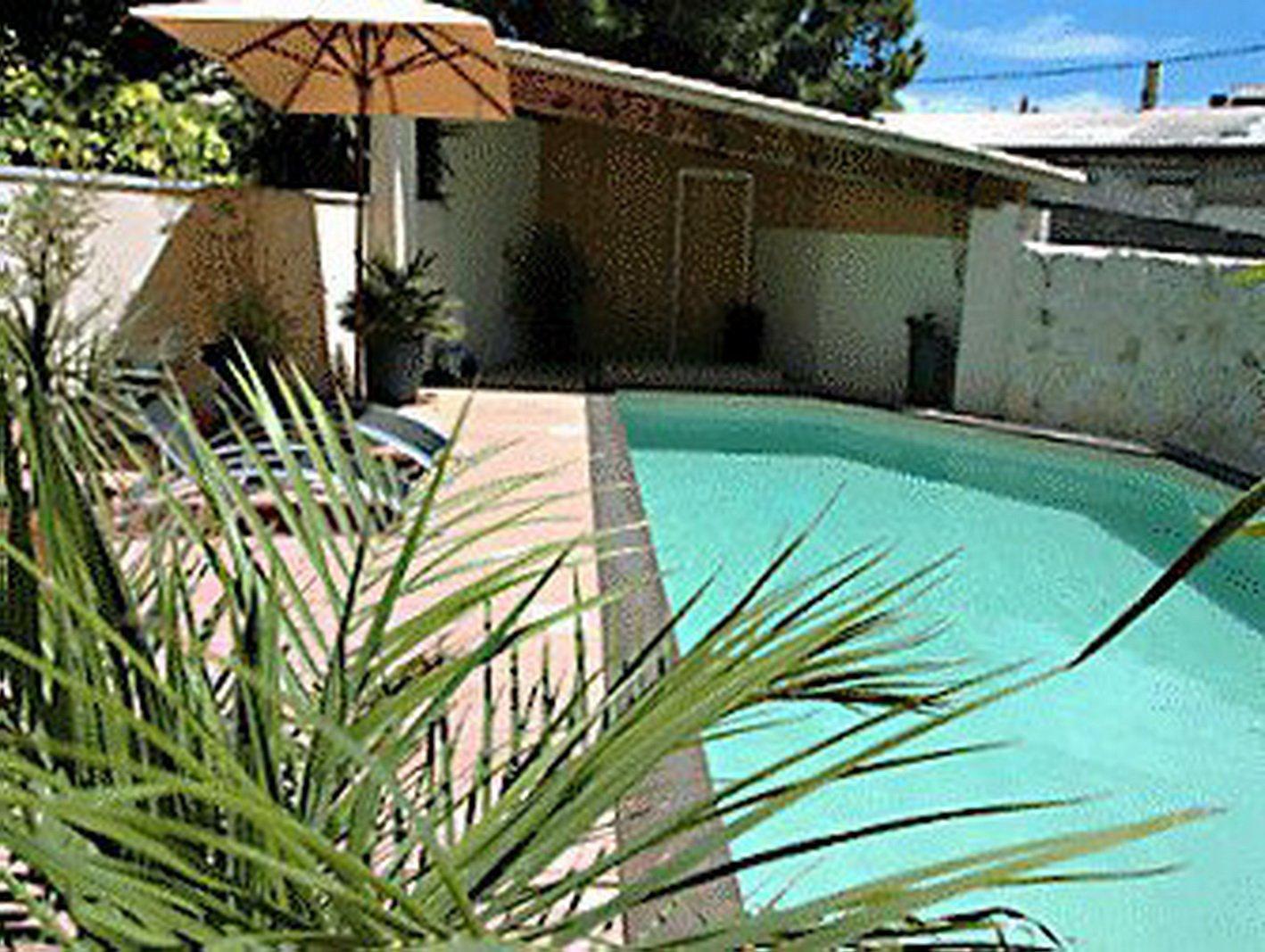 Fantastisk loft lägenhet med pool i en mycket trevlig stad