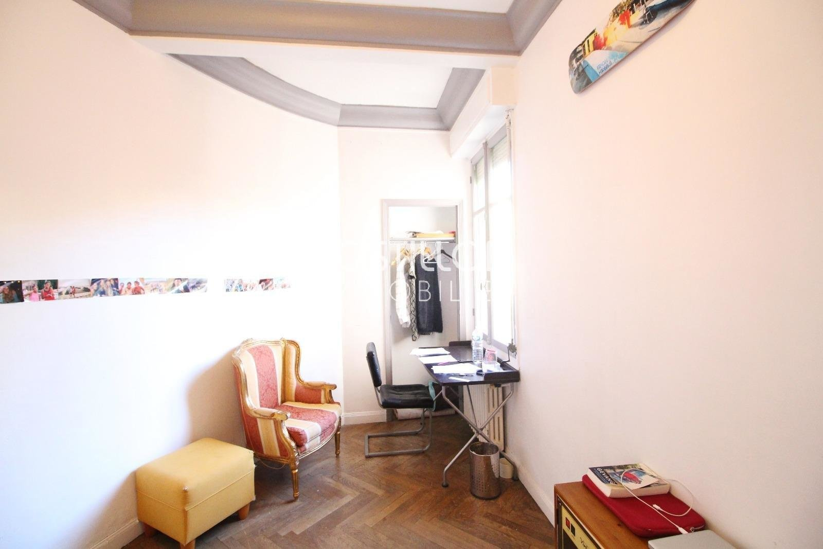 studio in the heart of Nice, boulevard Victor Hugo