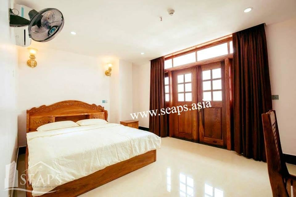 APARTMENT FOR RENT IN BKK2 AREA
