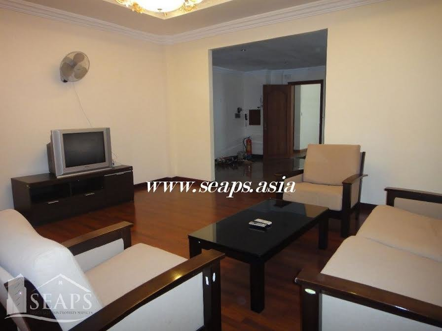 PALM VILLAGE APARTMENT AT BKK1 FOR RENT