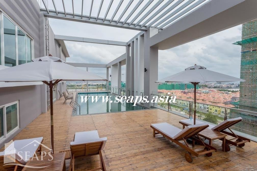 CONDO FOR RENT AT DIAMOND ISLAND AREA