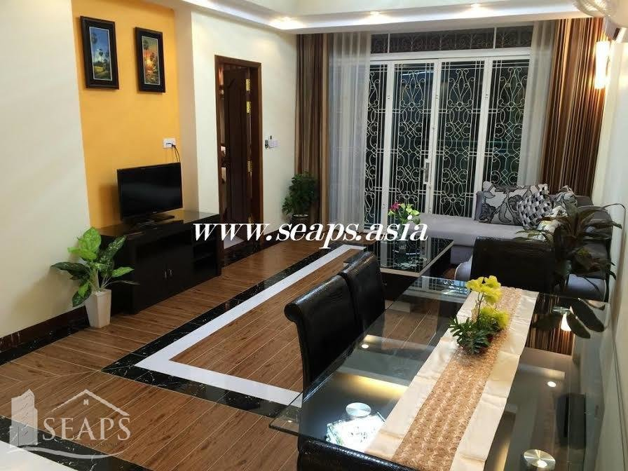 APARTMENT FOR RENT AT BOEUNG TRABEK AREA