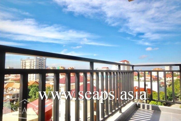 BRAND NEW SERVICE APARTMENT IN TK AREA