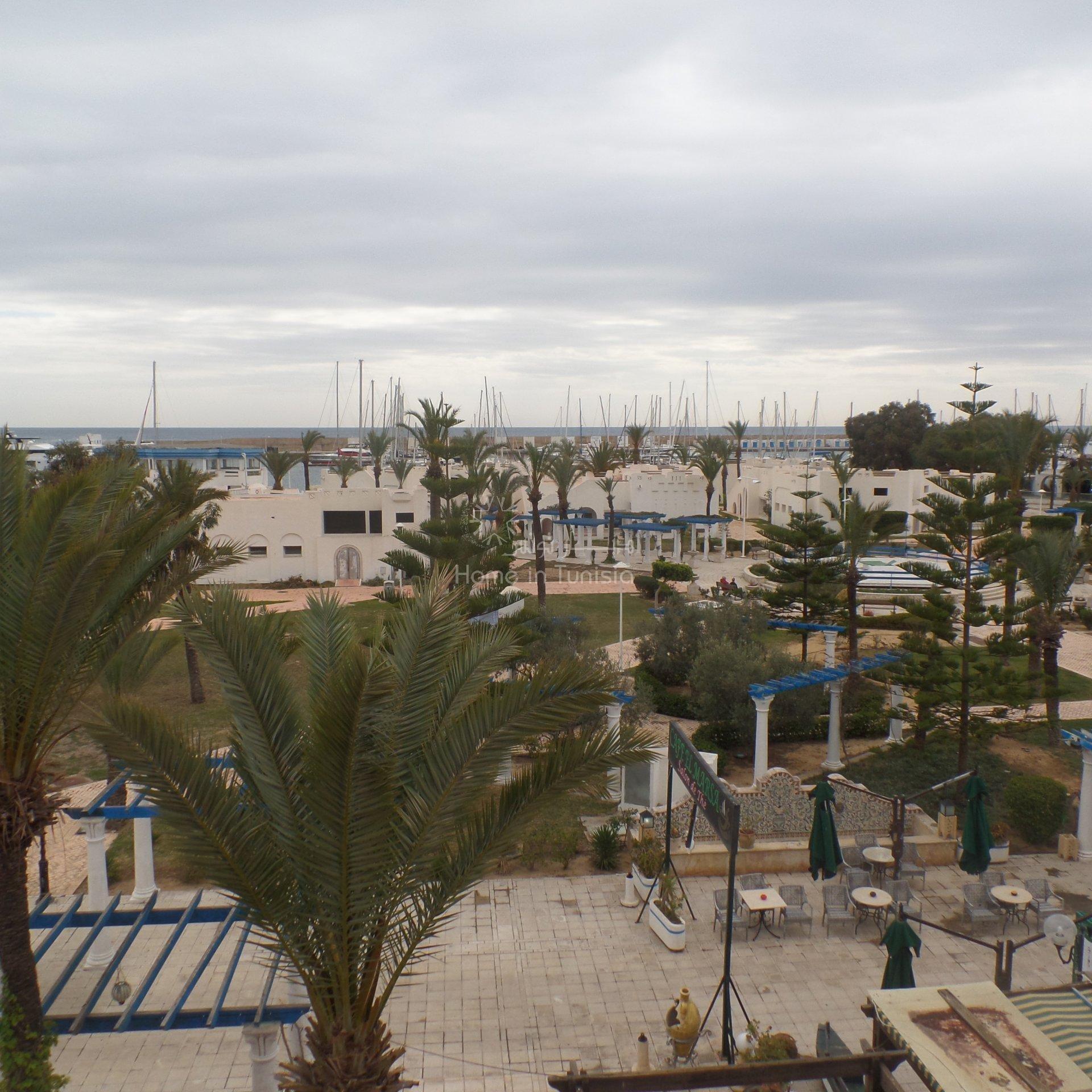 A vendre station balnéaire  de Yasmine Hammamet