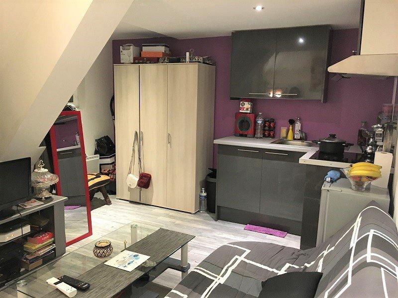 Appartement F2 - 24m2 – Amiens centre-ville