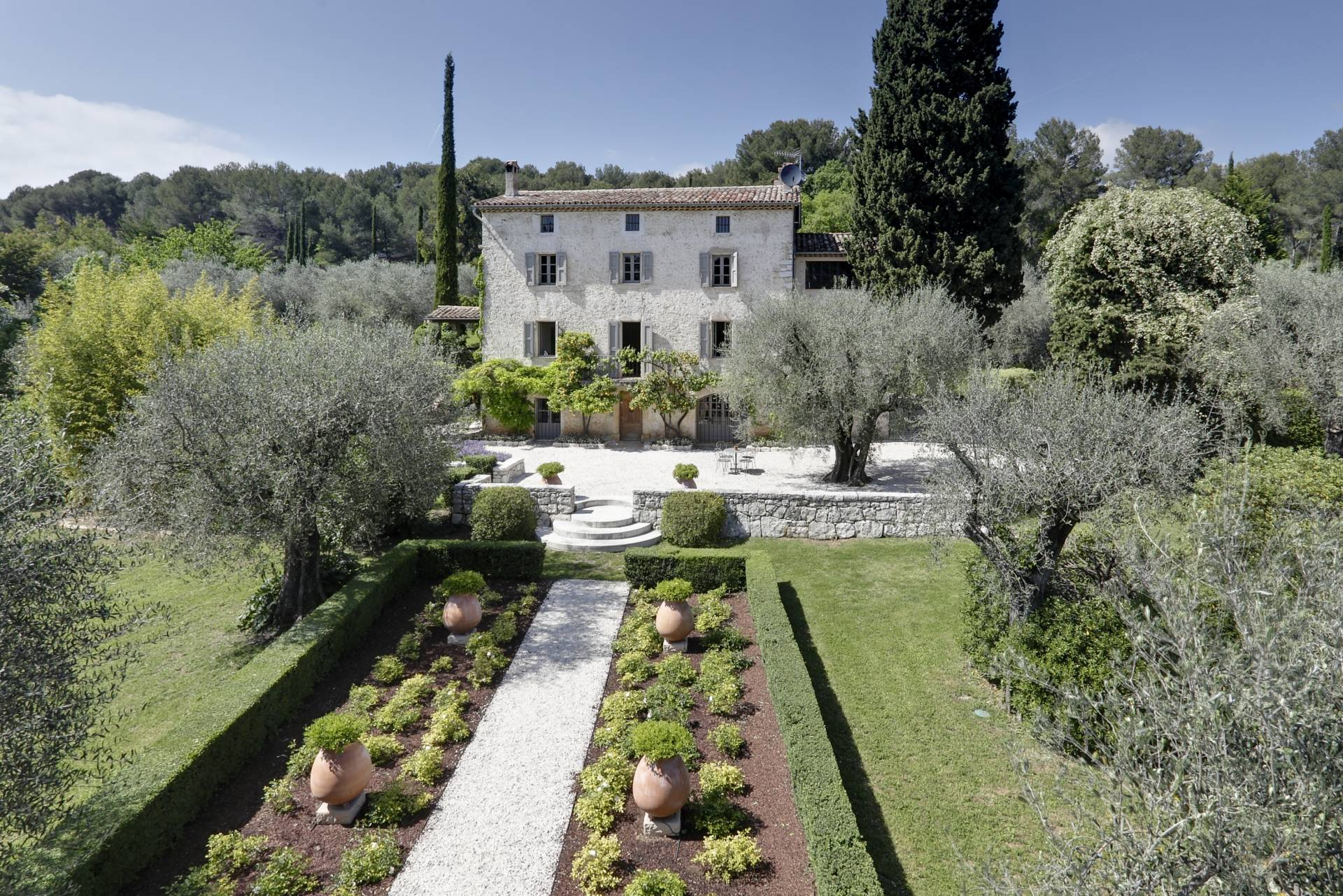 AUTHENTIC PROVENCALE BASTIDE Sole Agency