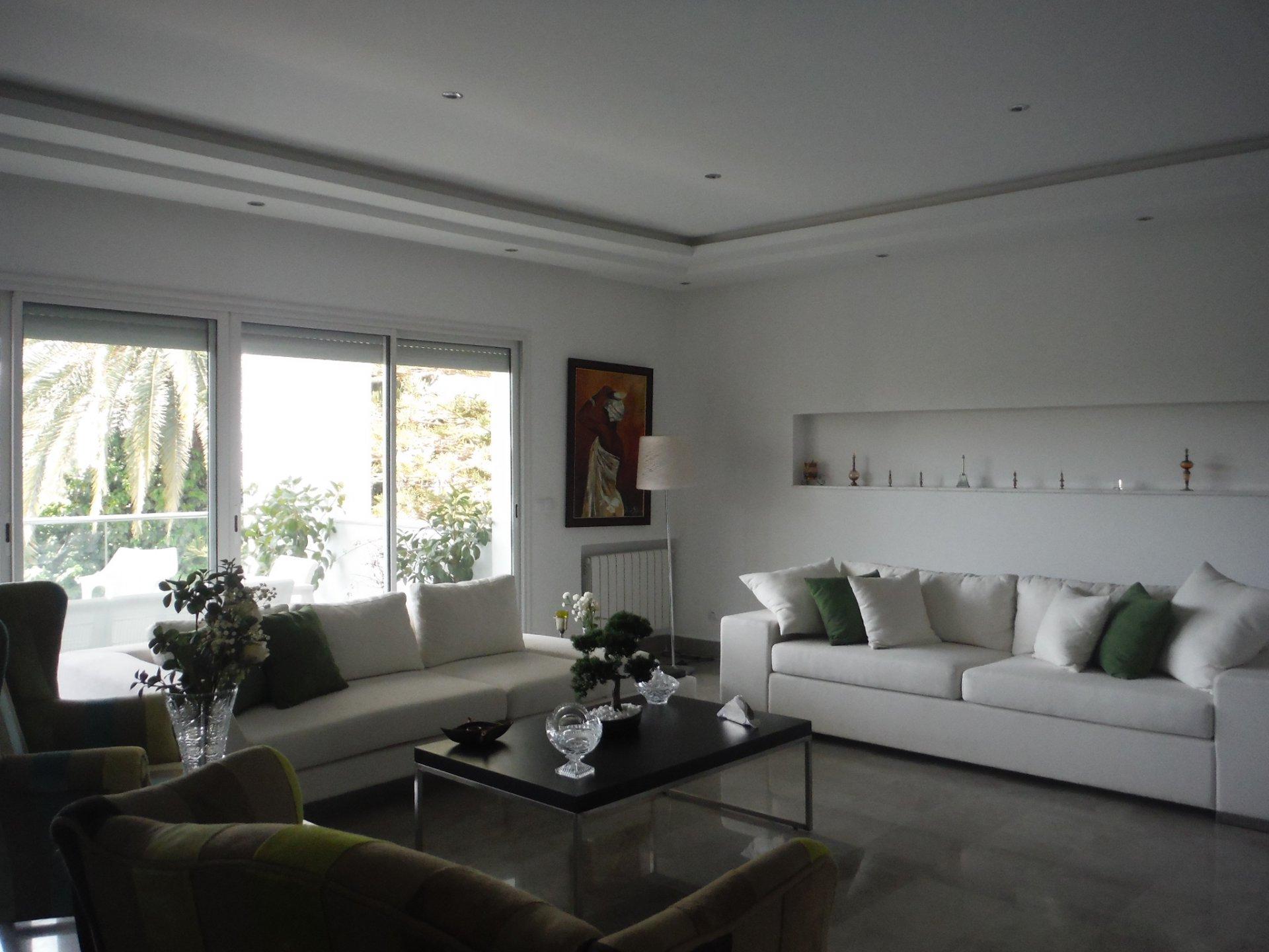 A vendre une villa au Menzeh 1