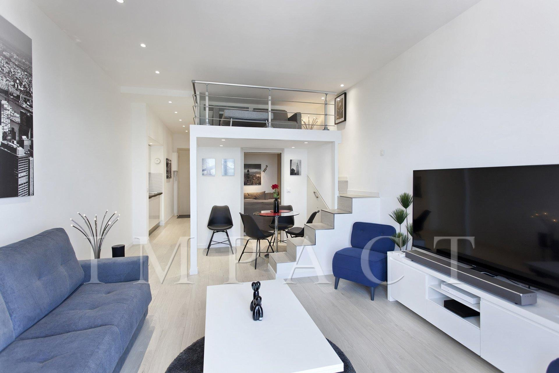 Beatiful modern apartment to rent in Cannes