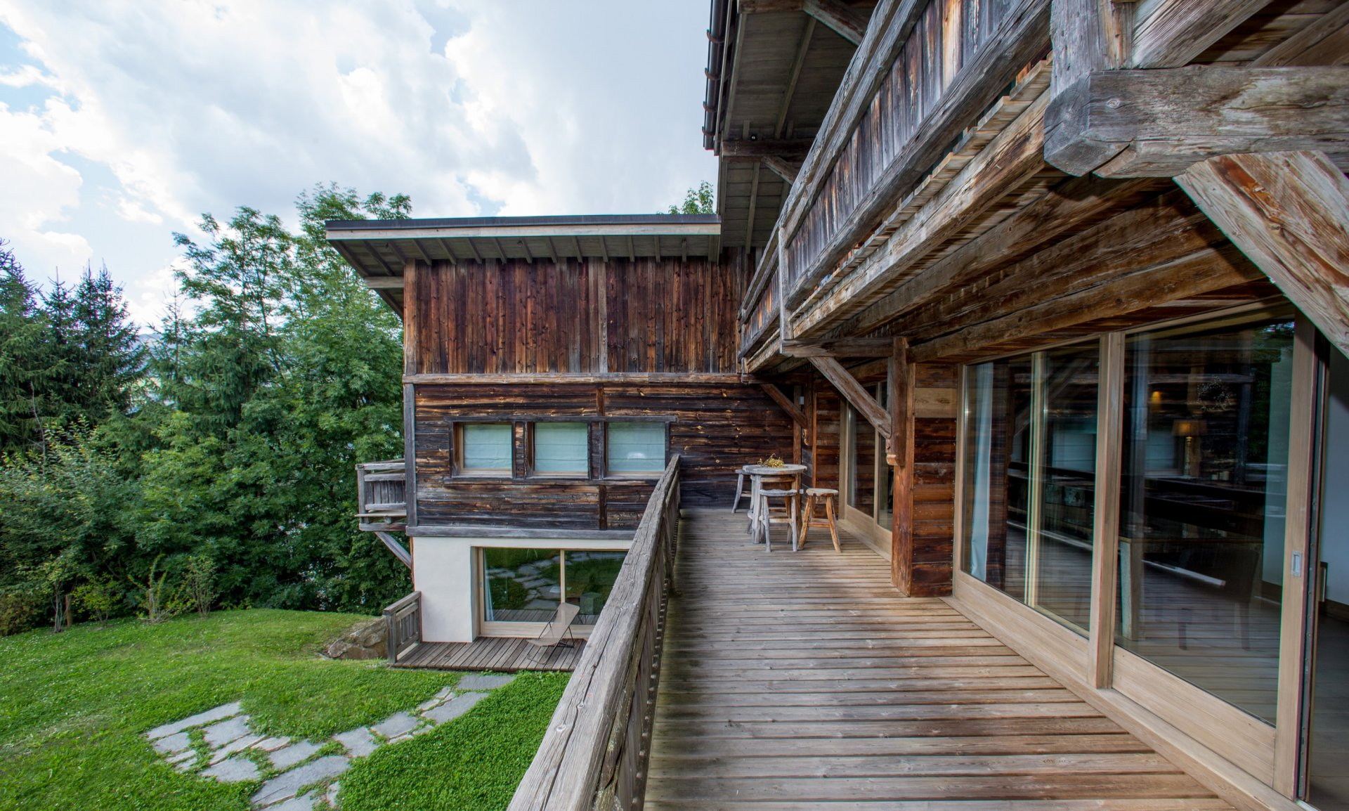 The Apartment-Chalet Chalet in Megeve