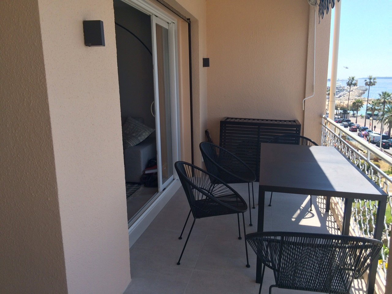 Seasonal rental Apartment - Cannes Plages du midi