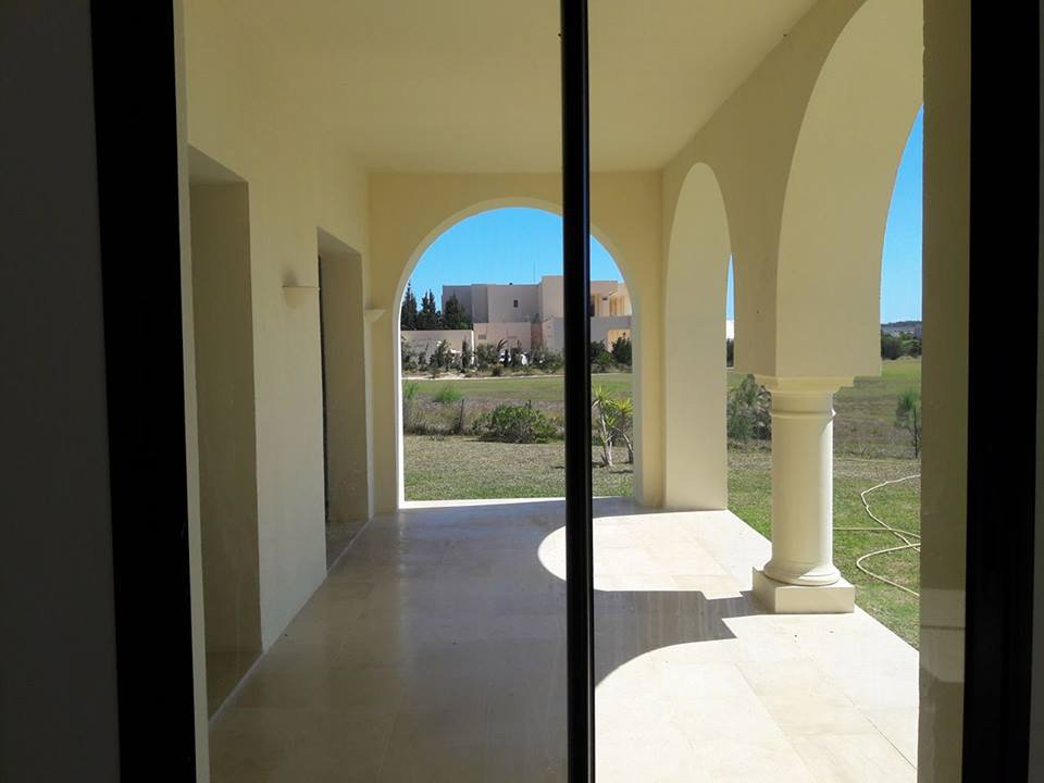 Villa au GOLF de Gammarth