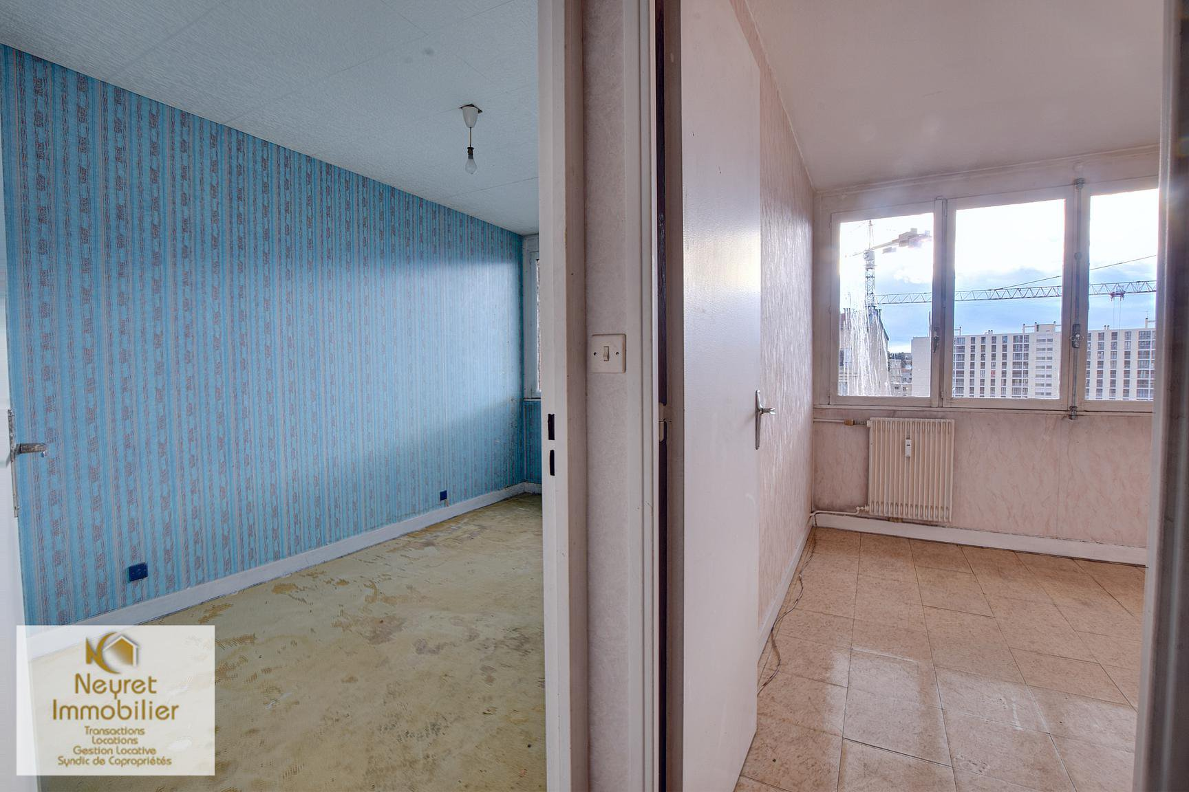 Vente Appartement - Saint-Étienne