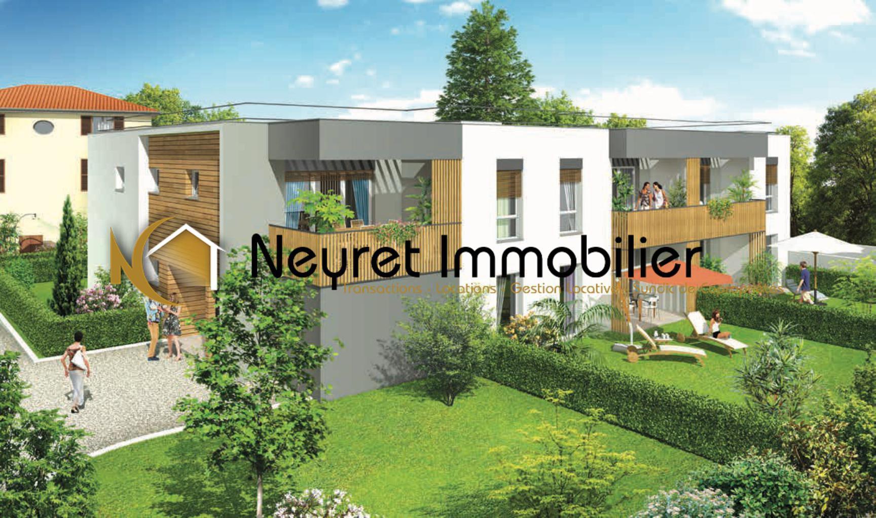 Vente Appartement - Vernaison